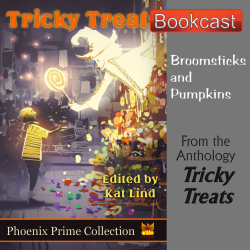 Broomsticks and Pumpkins