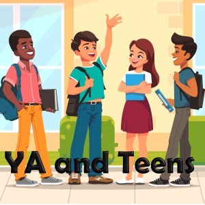 Bookcast YA and teen