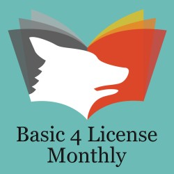 Basic 4 Monthly Subscription