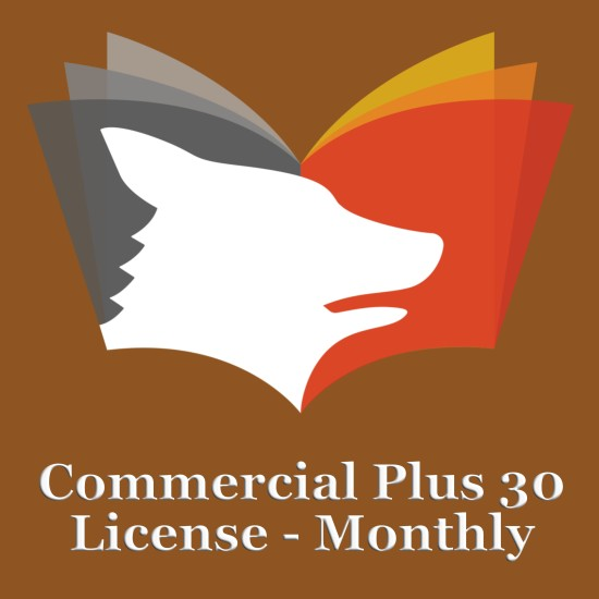 Commercial Plus 30 Monthly Subscription
